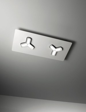 rectangular ceiling lamp